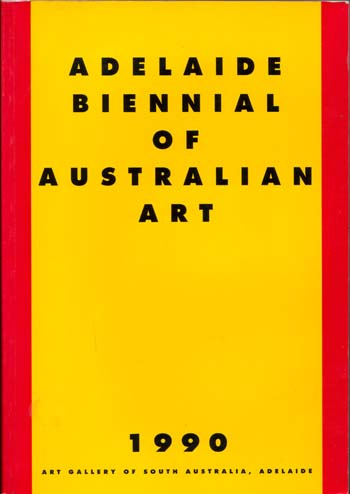 Image for Adelaide Biennial of Australian Art 1990