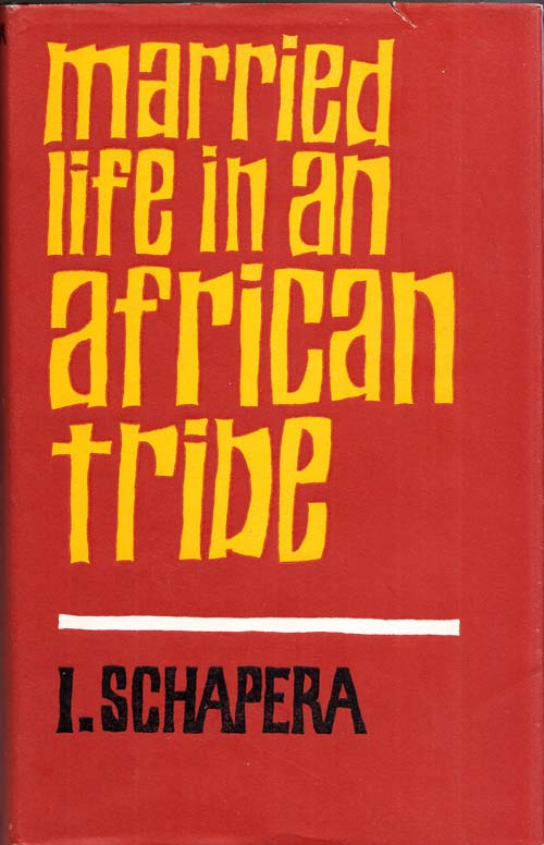 Image for Married Life in an African Tribe
