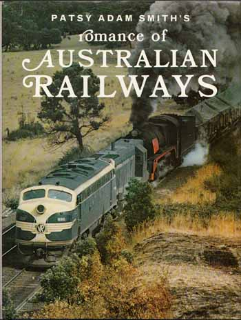 Image for Romance of Australian Railways