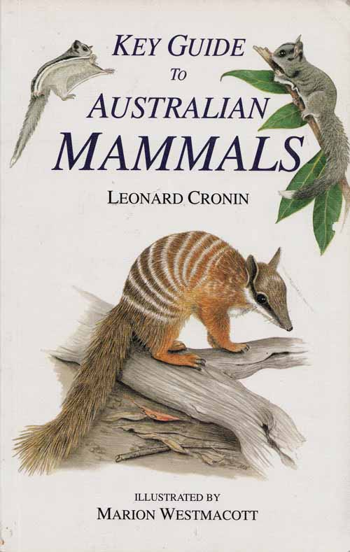 Image for Key Guide to Australian Mammals