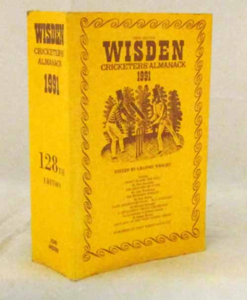 Image for Wisden Cricketers' Almanack 1991