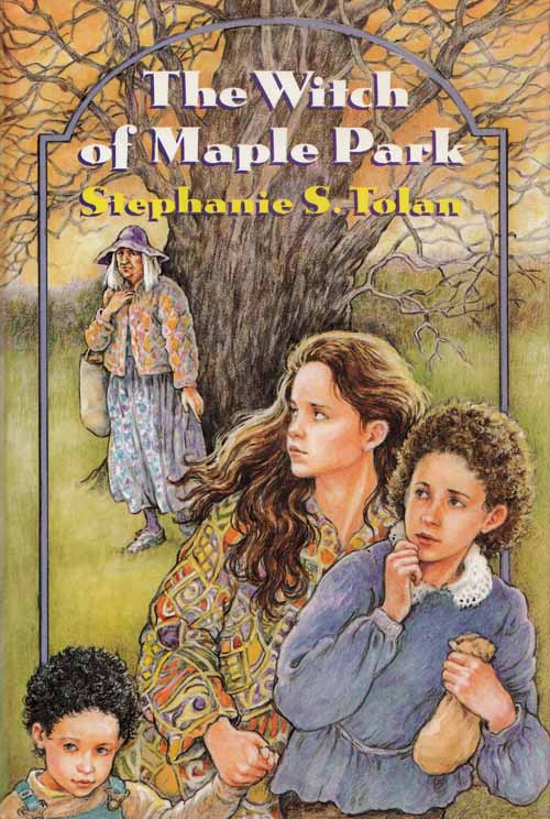 Image for The Witch of Maple Park