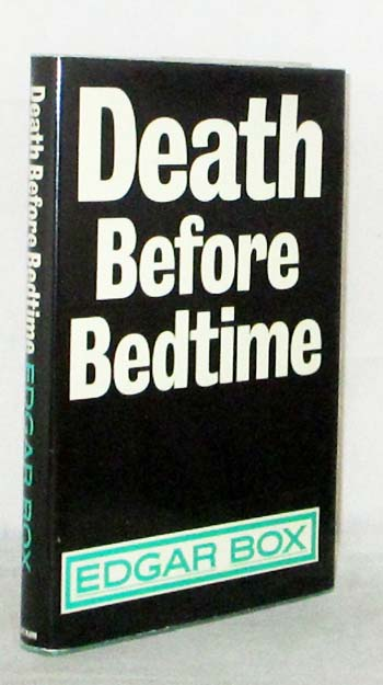 Image for Death Before Bedtime