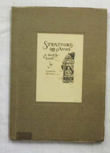 Image for Stratford-on-Avon. A Sketch-book