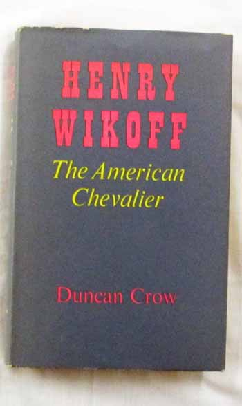 Image for Henry Wikoff. The American Chevalier