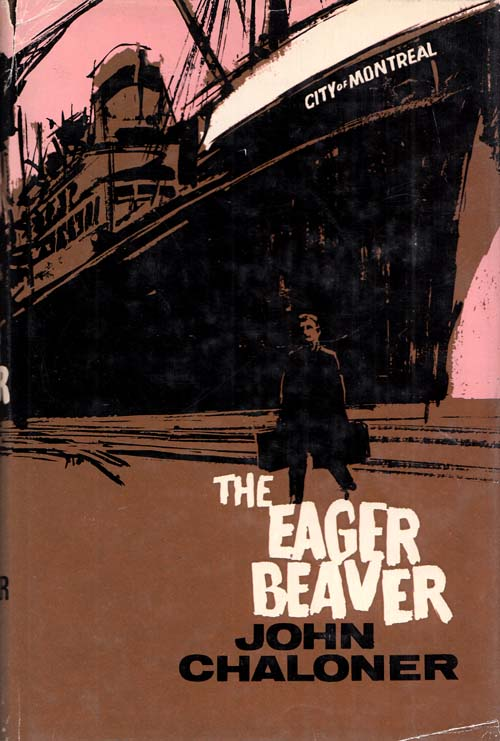 Image for The Eager Beaver A Novel