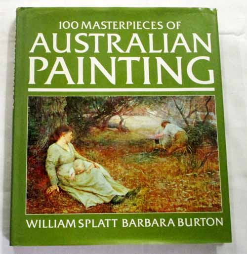 Image for 100 Masterpieces of Australian Painting