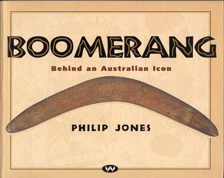 Image for BOOMERANG Behind an Australian Icon