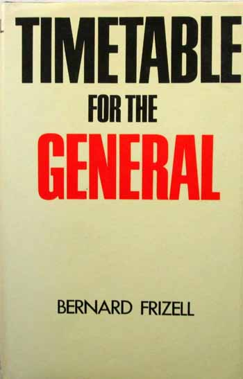 Image for Timetable for the General