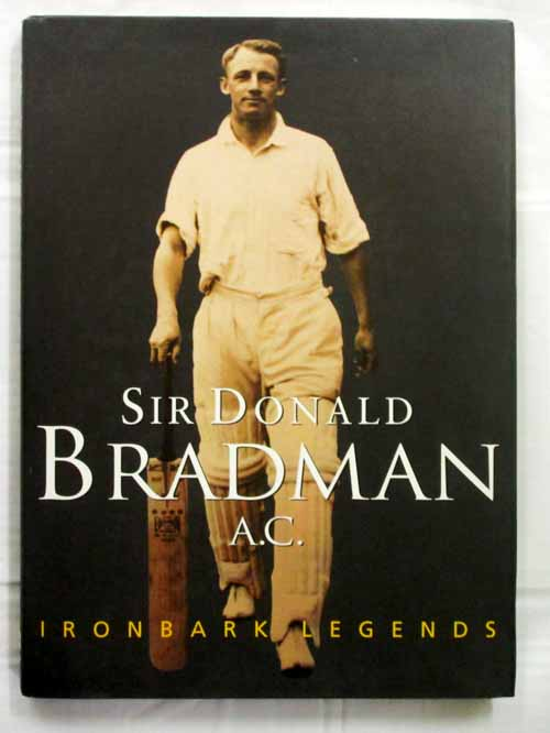 Image for Sir Donald Bradman A.C.