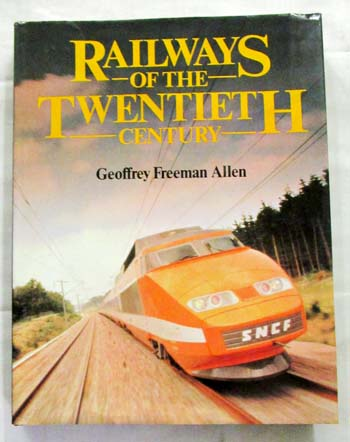 Image for Railways of the Twentieth Century