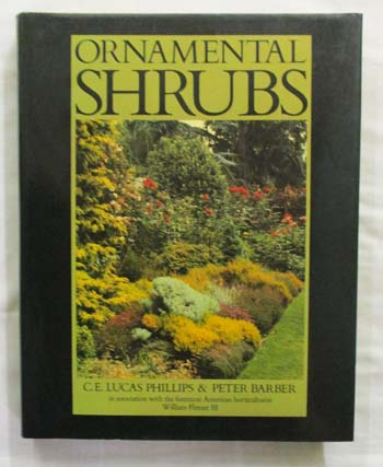 Image for Ornamental Shrubs. Hardy in Temperate Climates