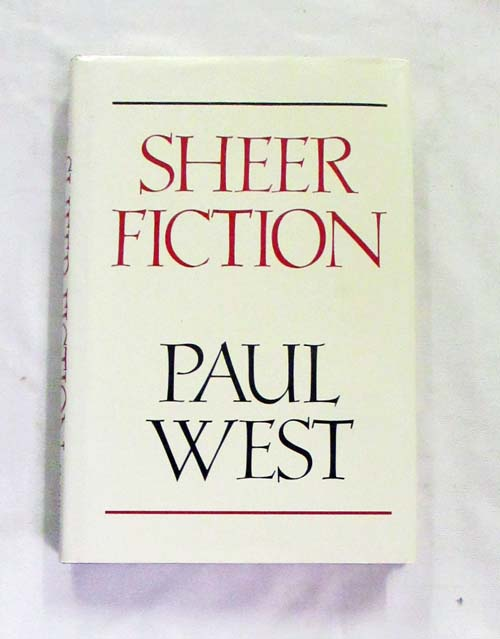 Image for Sheer Fiction