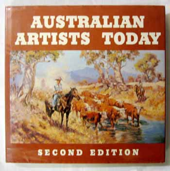 Image for Australian Artists Today Second Edition