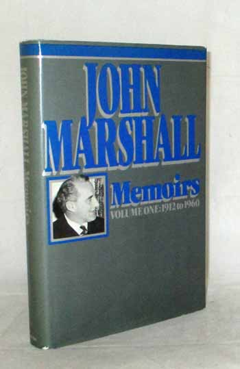 Image for Memoirs Volume 1: 1912 to 1960