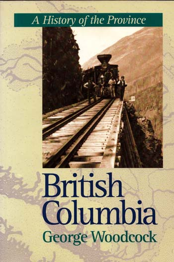 Image for British Columbia A History of the Province