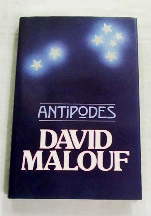 Image for Antipodes