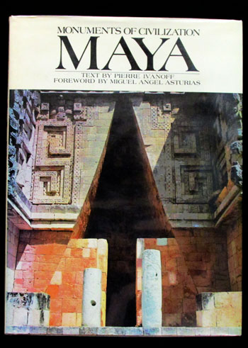 Image for Monuments of Civilization: Maya