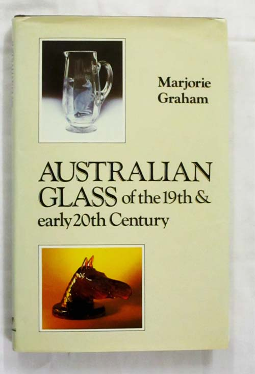 Image for Australian Glass of the 19th and early 20th Century
