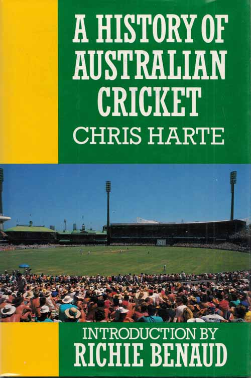 Image for A History of Australian Cricket