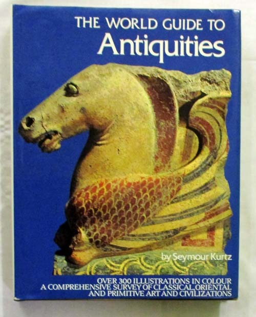 Image for The World Guide to Antiquities