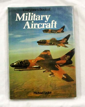 Image for Everyone's Book of Military Aircraft