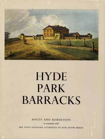 Image for Hyde Park Barracks