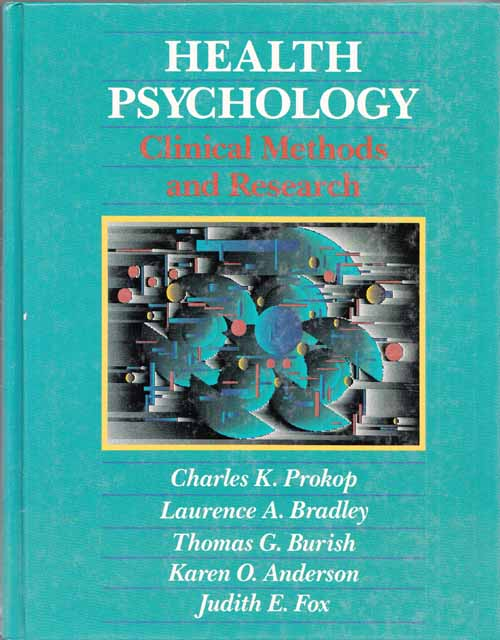 Image for Health Psychology Clinical Methods and Research