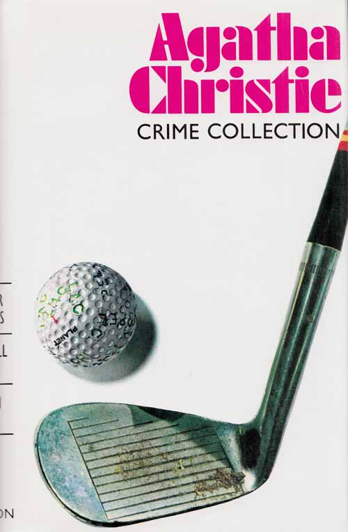 Image for Agatha Christie Crime Collection [The Murder On The Links; A Pocketful Of Rye & Destination Unknown]
