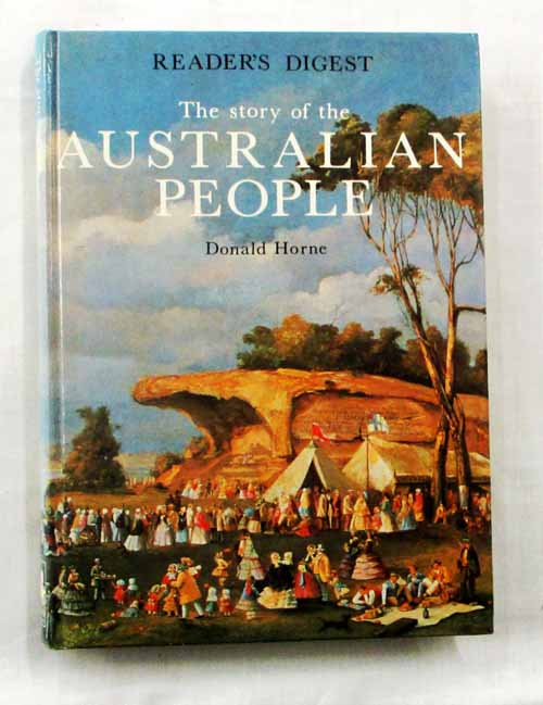 Image for The Story of the Australian People