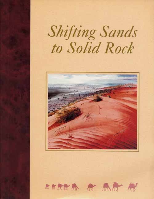 Image for Shifting Sands to Solid Rock Ninety Years of Frontier Services