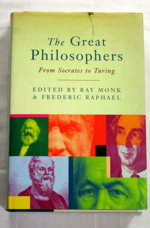 The Great Philosophers From Socrates to Turing