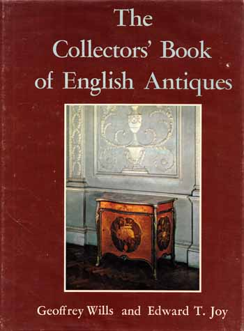 Image for The Collectors' Book of English Antiques