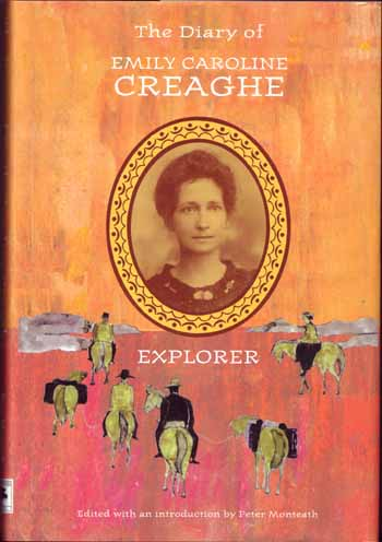 Image for The Diary of Emily Caroline Creaghe: Explorer