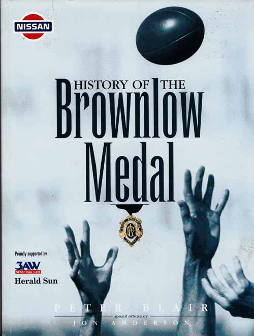 Image for History of the Brownlow Medal