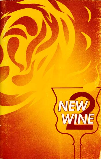 Image for New Wine