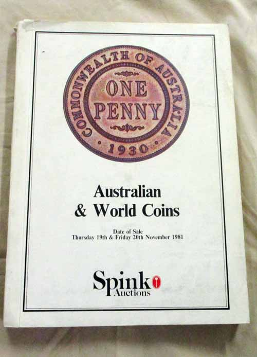 Image for Australian and World Coins