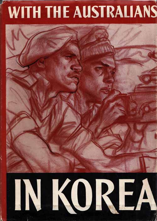 Image for With the Australians in Korea