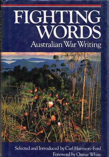 Image for Fighting Words. Australian War Writings
