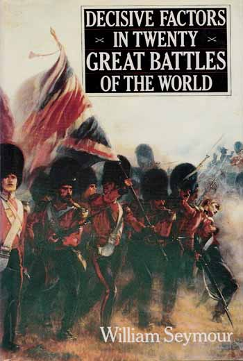 Image for Decisive Factors in Twenty Great Battles of the World