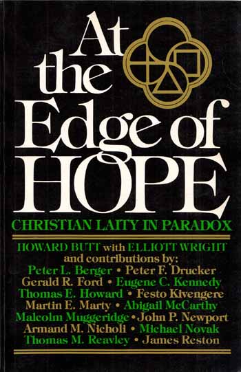 Image for At the Edge of Hope