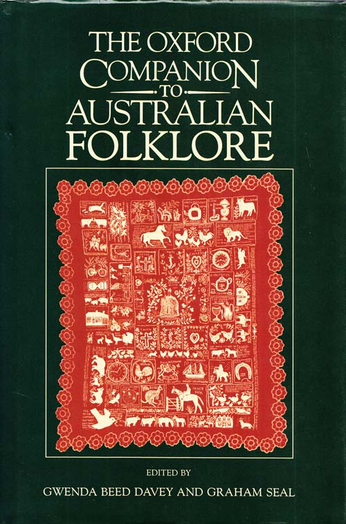 Image for The Oxford Companion to Australian Folklore