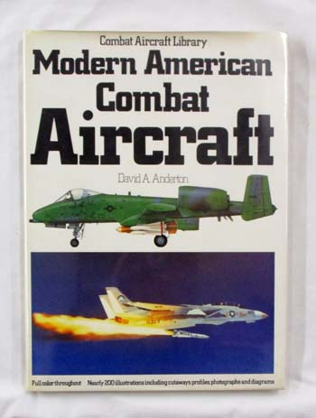 Image for Modern American Combat Aircraft