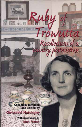 Image for Ruby of Trowutta.  Recollections of a Country Postmistress