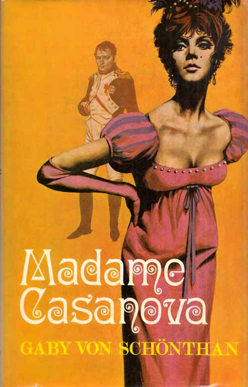 Image for Madame Casanova