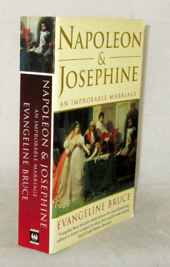 Image for Napoleon and Josephine.  An Improbable Marriage