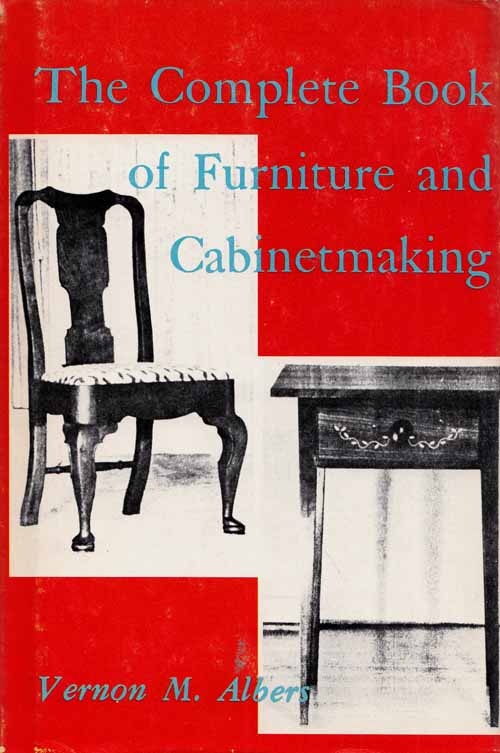 Image for The Complete Book of Furniture and Cabinetmaking