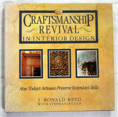 Image for The Craftsmanship Revival in Interior Design. How Today's Artisans Preserve Yesterday's Skills