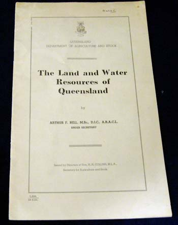 Image for The Land and Water Resources of Queensland