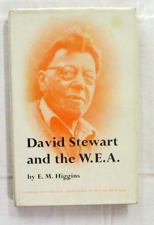 Image for David Stewart and the W.E.A.